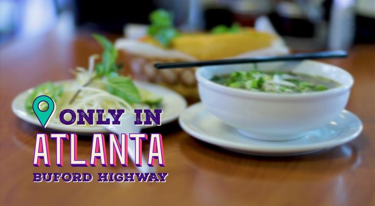 Only in Atlanta: Only In Atlanta: Buford Highway