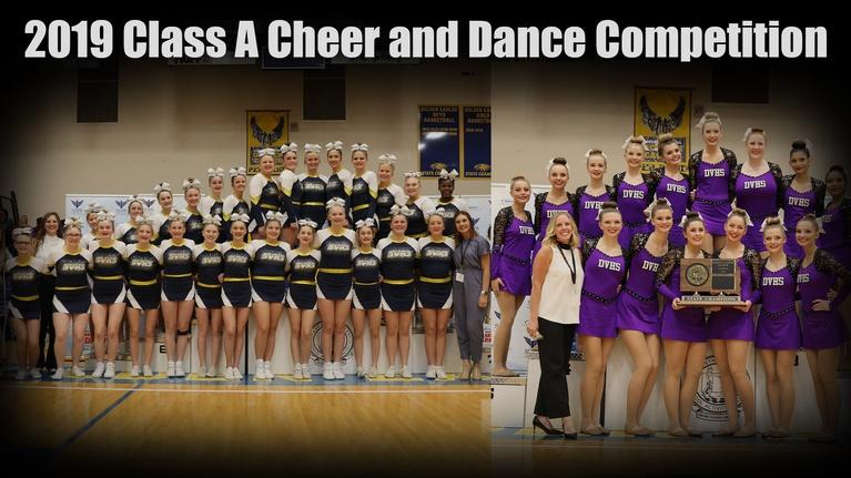 High School Activities: 2019 Class A Cheer and Dance Competition