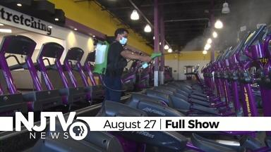 NJTV News: August 27, 2020