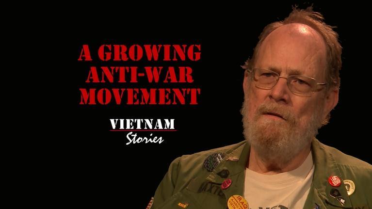 Vietnam Stories: A Growing Anti-War Movement