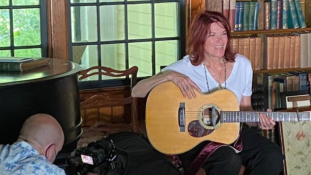 Rosanne Cash at MacDowell (Preview)