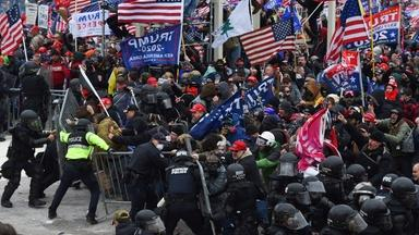 How online misinformation helped fuel the Capitol riot