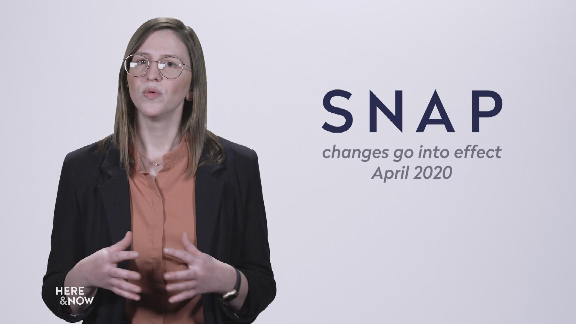 Fast Facts: Changes to Snap Explained