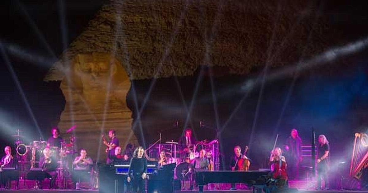 Yanni Live at the Pyramids: The Dream Concert
