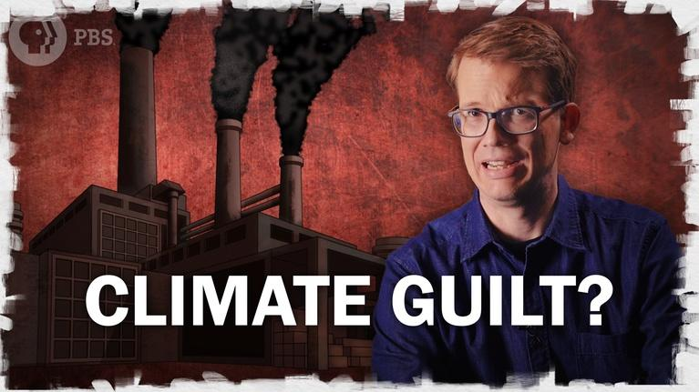 Hot Mess: Feeling Guilty About Climate Change feat. Hank Green