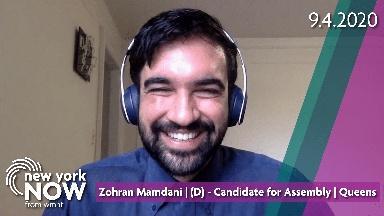 Zohran Mamdani on Plans for Taking Office in 2021