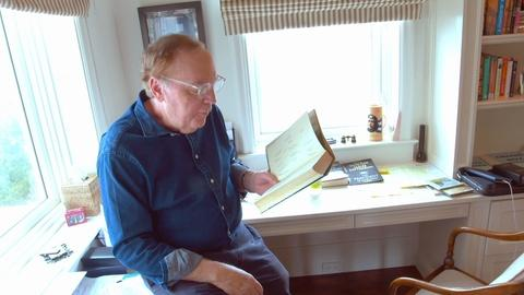 James Patterson Discusses One Hundred Years of Solitude