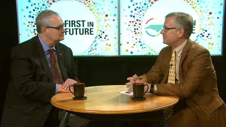 First in Future: First in Future: Dr. Warwick Arden