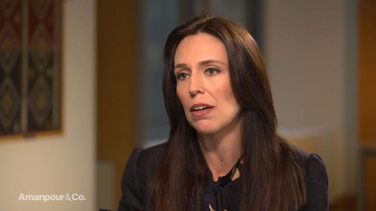 Amanpour and Company: Jacinda Ardern