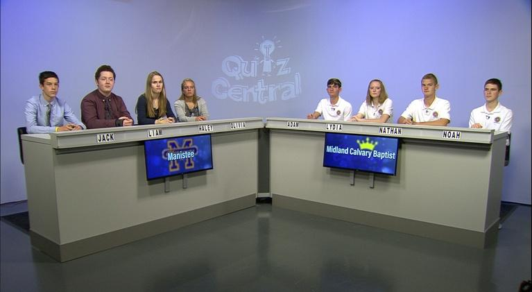 Quiz Central: Manistee vs. Midland Calvary Baptist
