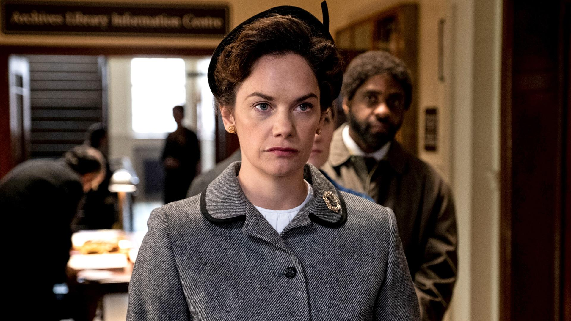 Ruth Wilson on Playing Alison Wilson