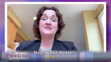 Woman Thought Leader: Rep. Katie Porter (D-CA)