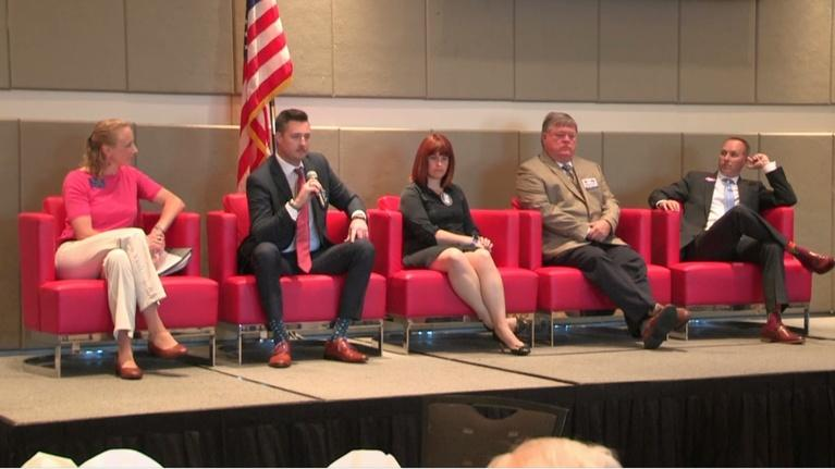 Evansville Rotary Club: Regional Voices: Evansville At Large City Council Candidates