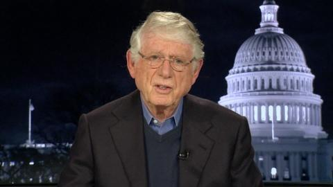 """Amanpour and Company -- Ted Koppel: Trump """"Very Good for the Business of Journalism"""""""