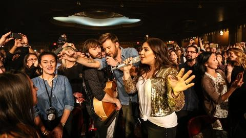 Live from the Artists Den -- Lady Antebellum