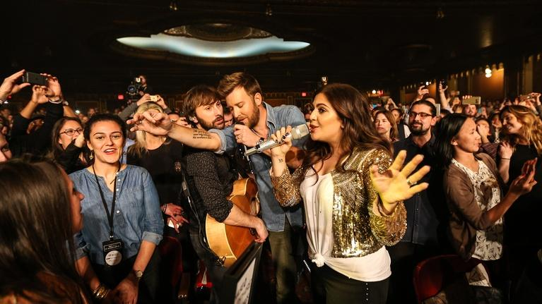 Live from the Artists Den: Lady Antebellum