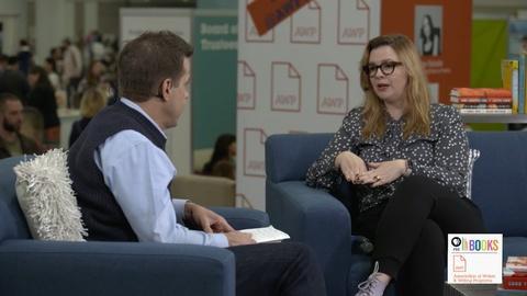 Amber Tamblyn | 2019 AWP Conference and Bookfair
