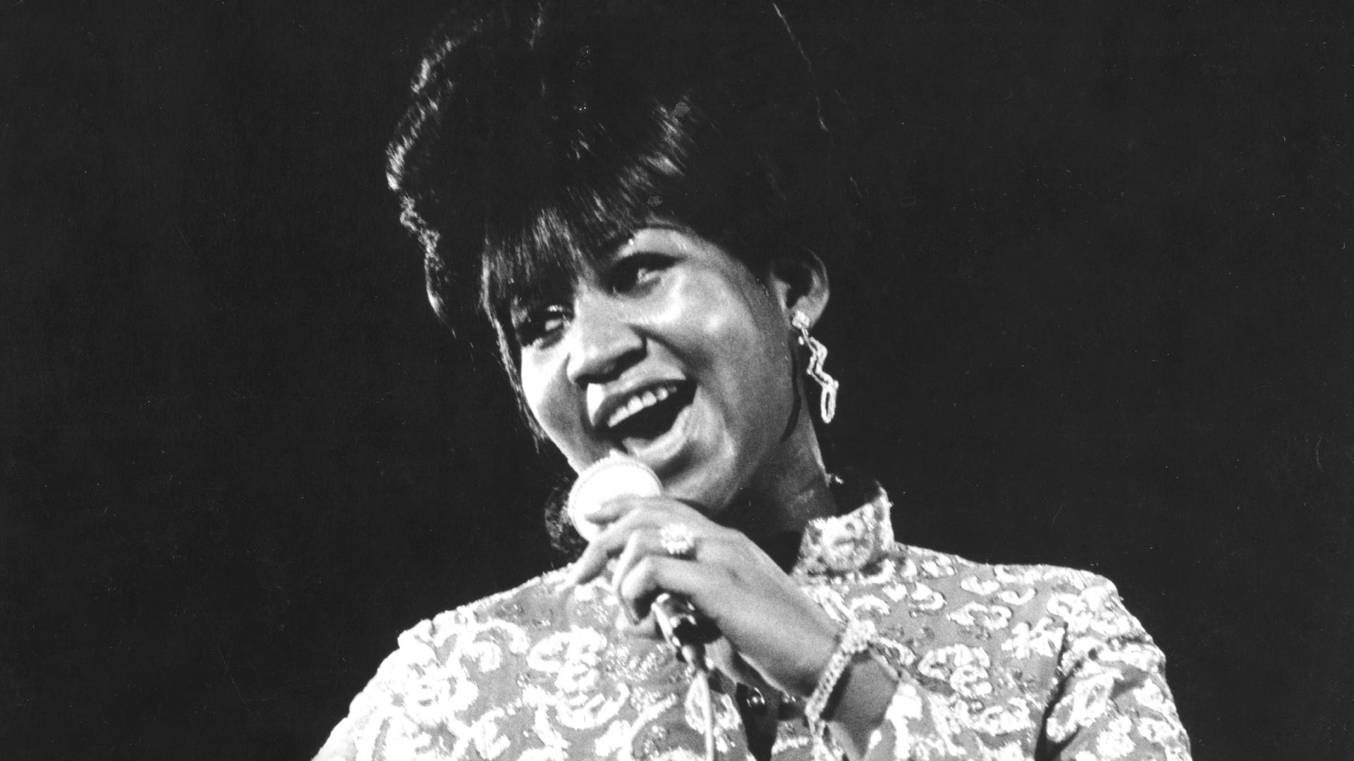 Aretha Franklin Remembered My Music Pbs Presents