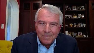 Bob Hugin discusses Ciattarelli's path to victory