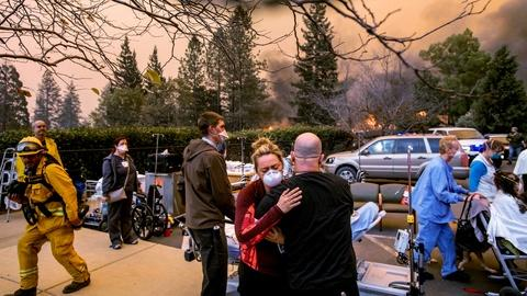NOVA -- Residents Flee Paradise During the Camp Fire