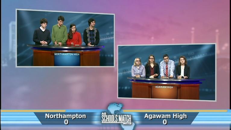As Schools Match Wits: Northampton vs. Agawam (Feb. 9, 2019)