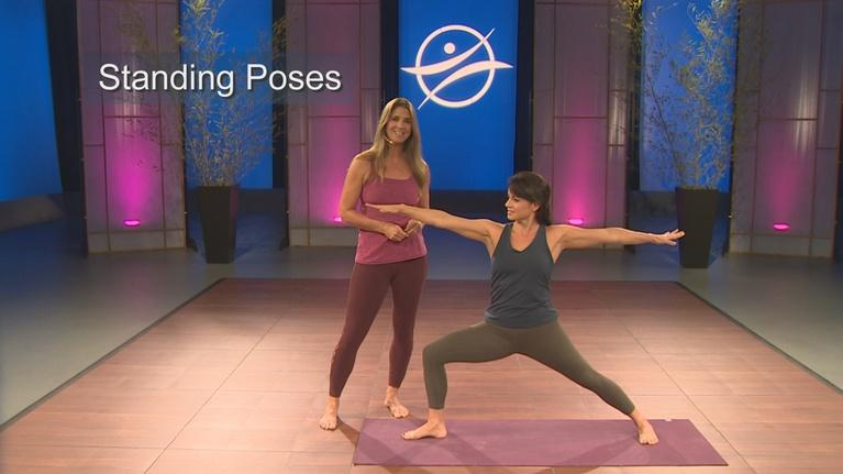 Yoga in Practice: Standing Poses | Yoga Minutes