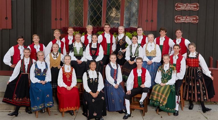 WPT Music & Arts: The Stoughton Norwegian Dancers