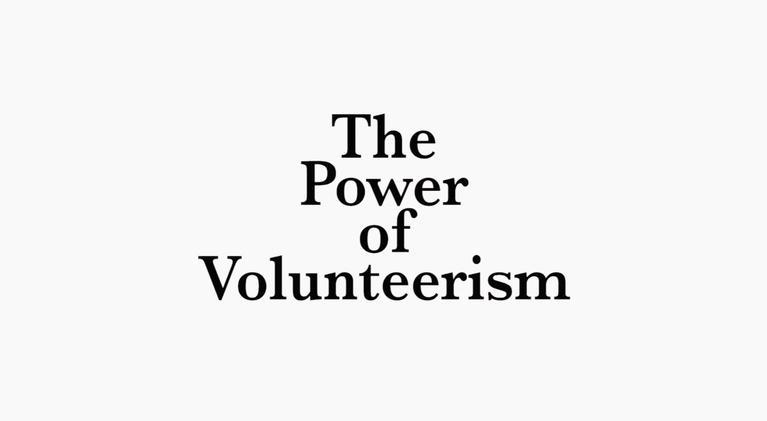 The Best Times: Power of Volunteerism