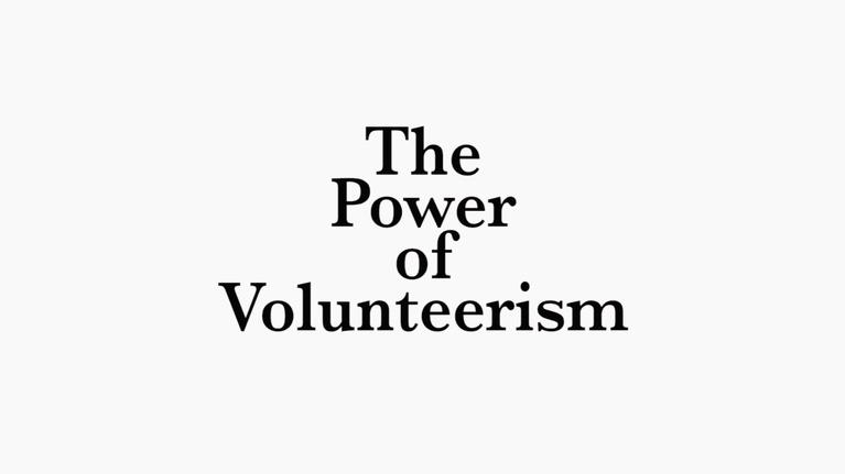 The Best Times: Power of Volunteerism