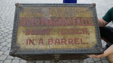 Appraisal: Bobby Leach Niagara Falls Archive, ca. 1911