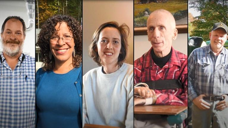 Vermont PBS Specials: Rural Stories On Stage