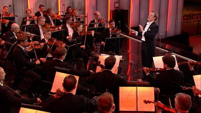 Vienna Philharmonic Performs Bernstein's