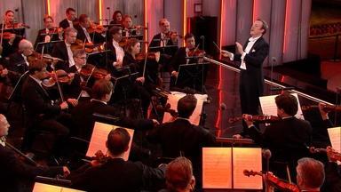 """Vienna Philharmonic Performs Bernstein's """"Somewhere."""""""