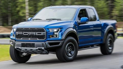 MotorWeek -- S36 Ep52: 2017 Ford F-150 Raptor & 2017 Kia Niro