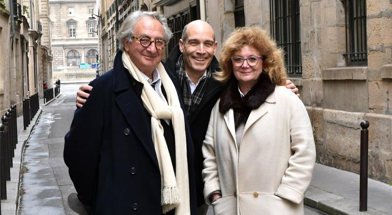 Chicago Tours with Geoffrey Baer: Architects Marc and Nada Breitman: Talk of the Town