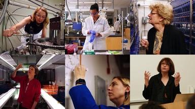 Picture a Scientist (with Audio Description)