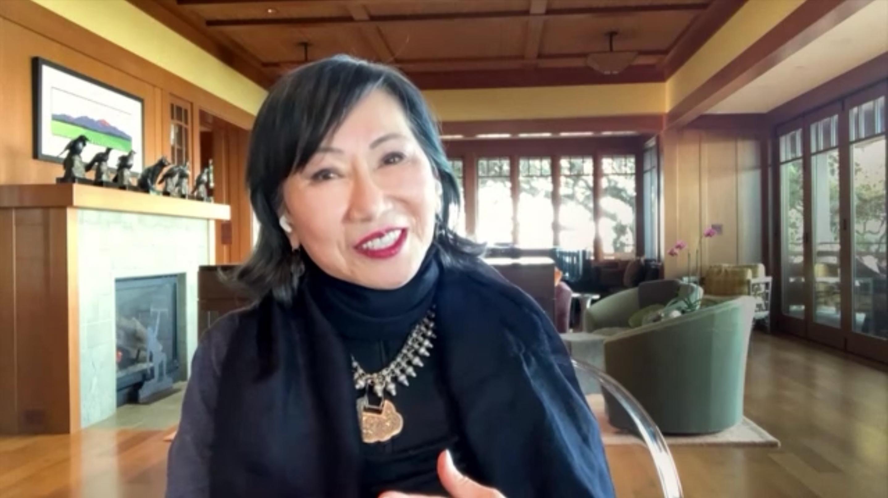 Amy Tan's writing inspiration