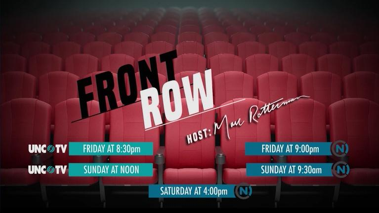 Front Row w/ Marc Rotterman: 2018 Front Row Promo