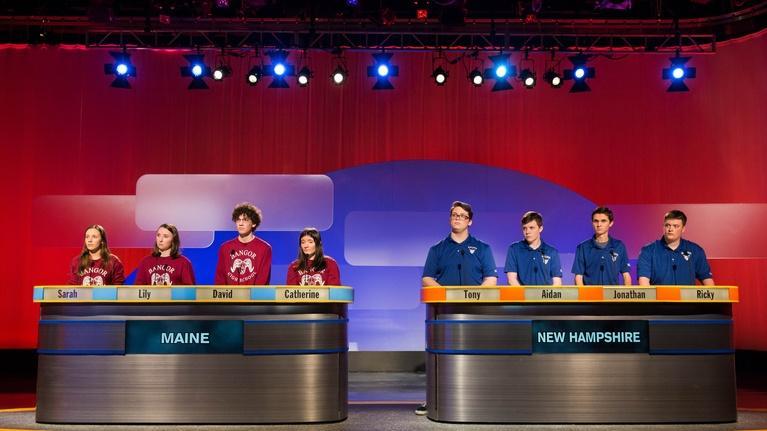 High School Quiz Show: Invitational: Maine vs. New Hampshire (917)