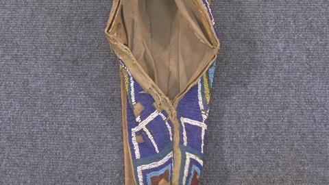 Antiques Roadshow -- S21 Ep20: Appraisal: Comanche Doll Cradle, ca. 1880