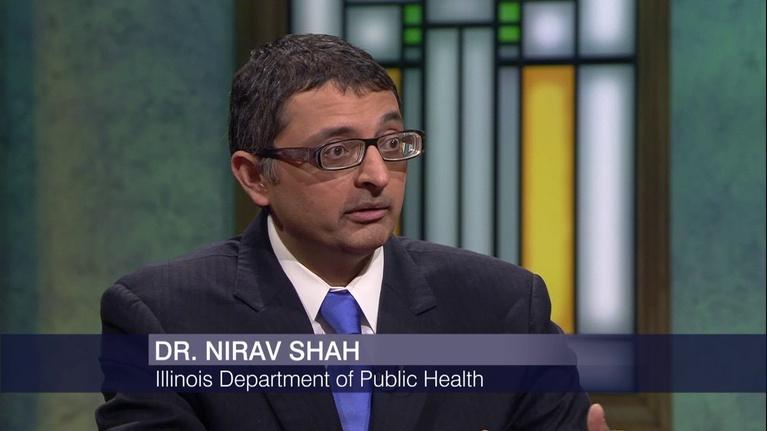 Chicago Tonight: Polio-Like Acute Flaccid Myelitis Strikes Northern Illinois