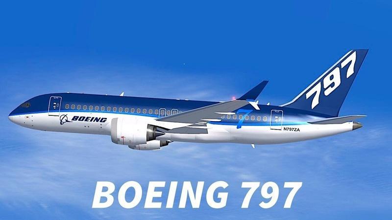 New Boeing Plane - Dec. 7, 2018