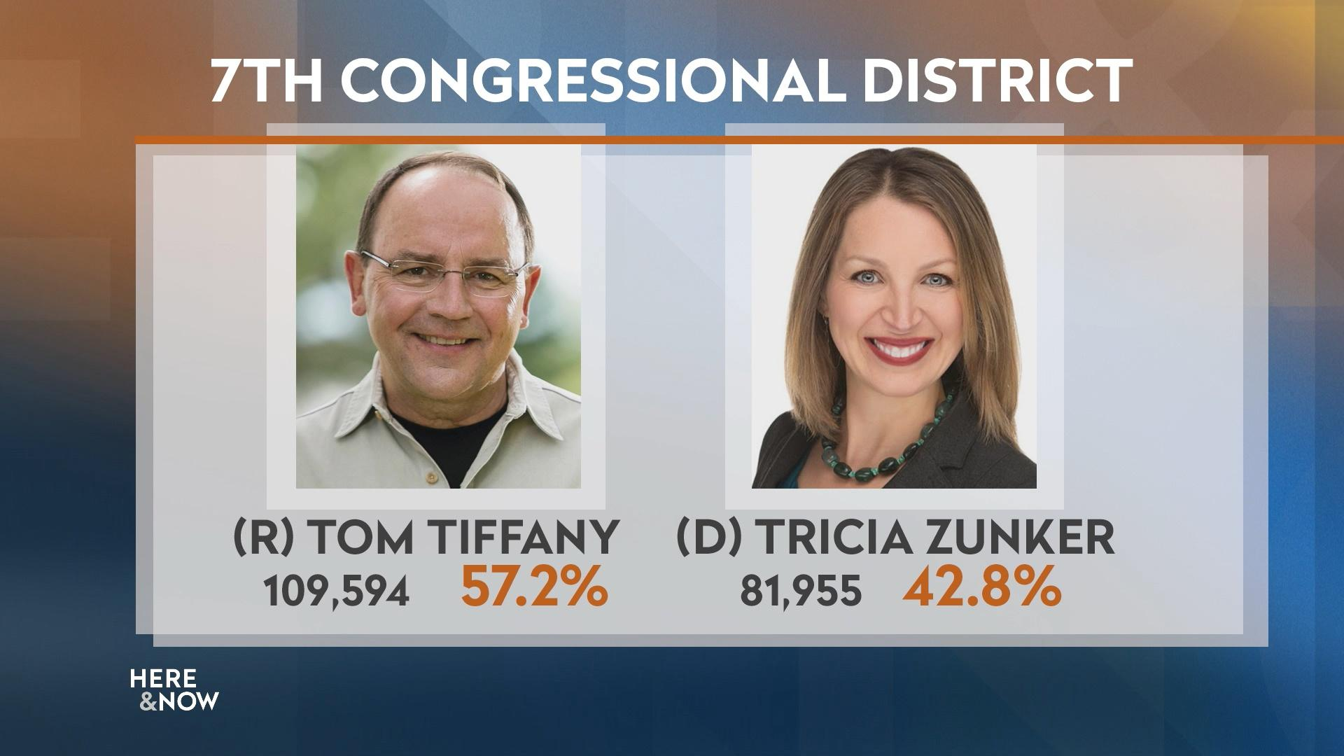 National Guard Assists at Polls/Tiffany Wins 7th Cong. Seat