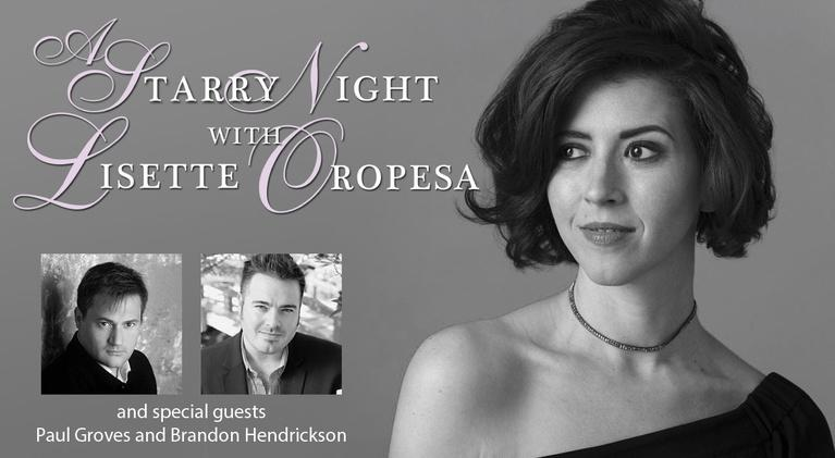 Louisiana Public Broadcasting Presents: A Starry Night with Lisette Oropesa