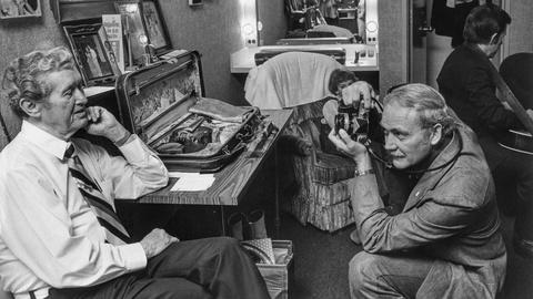 Country Music -- Les Leverett: Opry Photographer