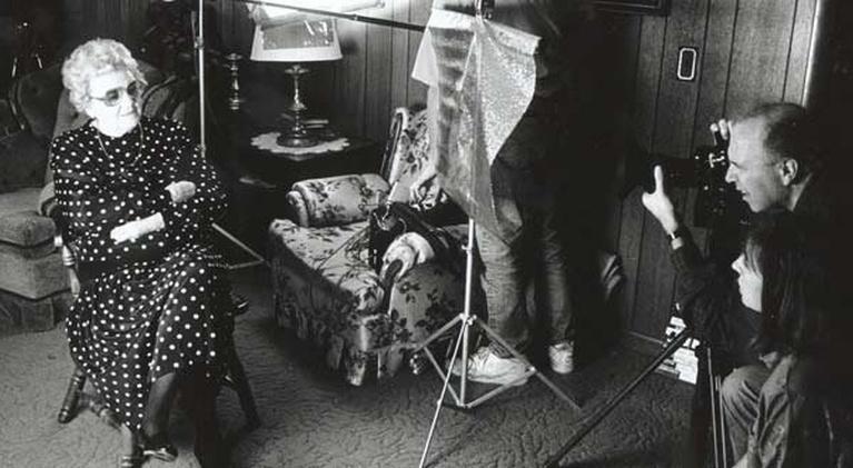 POV: Stranger With A Camera