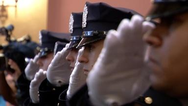 NJ police departments struggle to recruit new officers