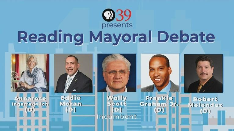 WLVT Specials: Who Will Lead? Reading Mayoral Debate