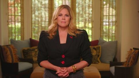 National Memorial Day Concert -- Mary McCormack on the 2020 Concert