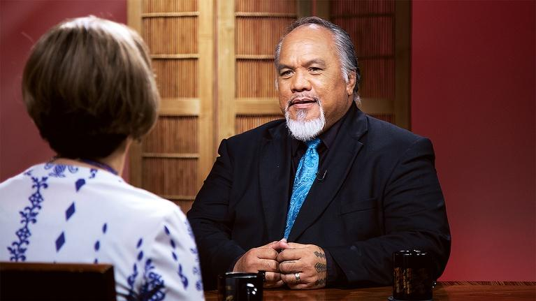 Long Story Short with Leslie Wilcox: Lopaka Kapanui